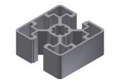 Profil aluminiu 45x45L 2N180°