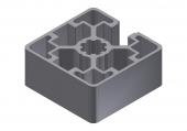 Profil aluminiu 45x45L 3N