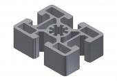 Profil aluminiu 45x60N