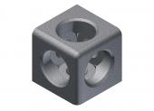 Conector 3D cubic