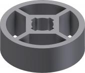 Profil aluminiu D28