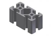 Profil aluminiu 20x40 MINI