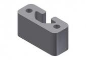 Profil aluminiu 16x40 S