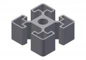 Profil aluminiu 45x45 L
