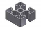 Profil aluminiu 45x45L 1N